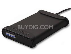 120GB USB 2.0 Portable External Hard Drive