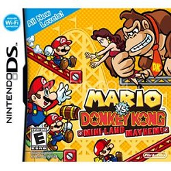 DS Mario vs. Donkey Kong: Mini-land Mayhem! For DS