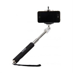 Telescopic Selfie Stick for GoPro Hero With Shutter Release