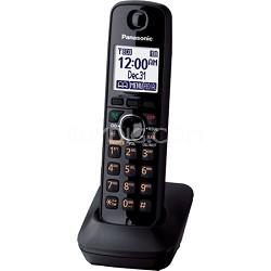 KX-TGA660B DECT 6.0 Plus accessory handset