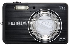 "FINEPIX J150W 10MP 5x Optical Zoom 3"" LCD Digital Camera (Black)"