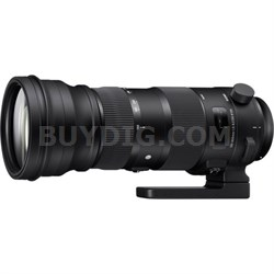 150-600mm F5-6.3 DG OS HSM Telephoto Zoom Lens (Sports) for Canon EF - OPEN BOX