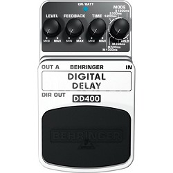 DD400 - Guitar Delay Effect Pedal