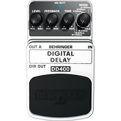DD400 - Guitar Delay Effect Pedal