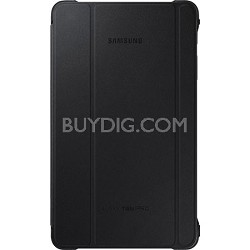 "Black Book Cover for 8.4"" Galaxy Tab Pro Tablet"