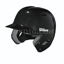 SuperTee Tee Ball Batting Helmet in Black - WTA5409BL