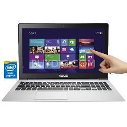 "Vivobook 15.6"" HD Touch V551LB-DB71T Notebook - Intel Haswell Core i7-4500 Proc."