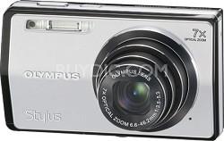 "Stylus 7000 12MP 3"" LCD Digital Camera (Silver)"