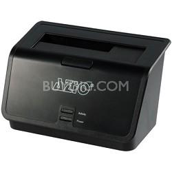 ADP-SU33 - 2.5and3.5 HDD Docking Station SATA to USB2.0/eSATA Black Retail