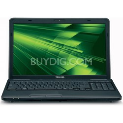 "Satellite 15.6"" C655-S5123 Notebook PC - Intel Celeron 925 Processor"
