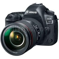 EOS 5D Mark IV 30.4 MP DSLR Camera + EF 24-105mm f/4L IS II USM Lens Kit #3