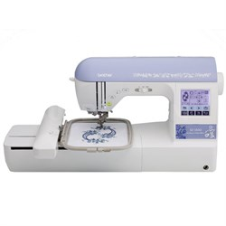SE1800 Sewing And Embroidery Machine 136 Embroidery, 184 Sewing Stitches, 6 Font