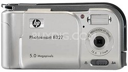 Photosmart E327 - 5.0 megapixel Digital Camera