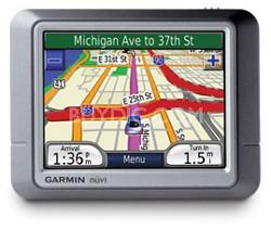 nuvi 250 Portable GPS navigation w/ U.S., Canada & Puerto Rico maps