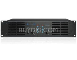 2U Professional 2CH Power Amplifier