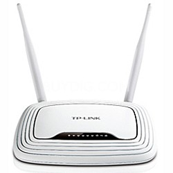 Network TL-WR842ND Wireless N 300Mbps Multi-Function Router