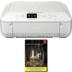 PIXMA MG5620 Wireless All-in-One Printer (White) + Adobe LR5