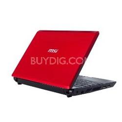 "U123-002US 10.2"" WSVGA, Intel Atom 1.66Hzh, 1Gb RAM, 160GB HDD, Windows XP"