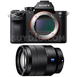 a7S II Full-frame Mirrorless Interchangeable Lens Camera 24-70mm Lens Bundle