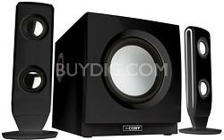 CSMP77 75-Watt High-Performance Speaker System for Digital Media Players