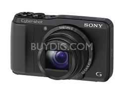 Cyber-shot DSC-HX20V 18.2 MP 20x Optical Zoom Geotagging Ultrazoom Camera