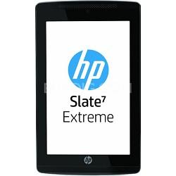 "Slate 7 Extreme F4C58UA 16GB Tablet - 7"" - NVIDIA - Tegra 4 - OPEN BOX"