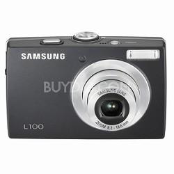 """L100 8MP 2.5"""" LCD Digital Camera (Black)"""