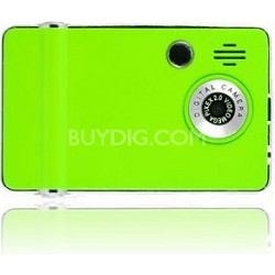 4 GB MP3 Video Player with 2MP Camera and Video Recording (Green)