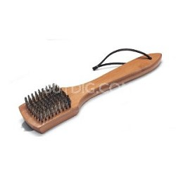 12 inch Bamboo Grill Brush