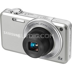 ST95 Compact 16.1 MP Silver Digital Camera