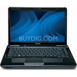 "Satellite 14.0"" L645D-S4100  Notebook PC - AMD Athlon II Dual-Core Mobile Proc."