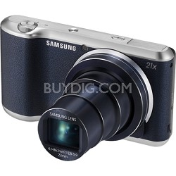 GC200 16.3MP 21x Opt Zoom Full HD 1920 x 1080 Galaxy Camera 2 - Black
