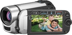 FS300 Flash Memory Camcorder Silver