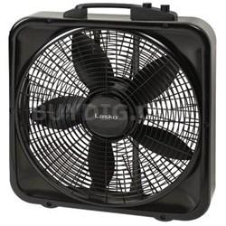 Box Fan w Thermostat