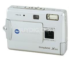 Dimage X50 Digital Camera