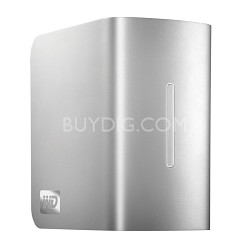 4TB My Book Studio Edition II Hard Drive with Quad Interface  {  WDH2Q40000N  }