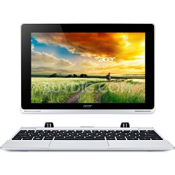 "Aspire Switch 10 SW5-012-16GW 10.1""  Detachable 2 in 1 Touch - 64GB - OPEN BOX"