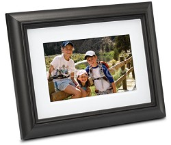 """EasyShare P730T 7"""" Traditional Digital Picture Frame"""