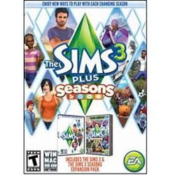The Sims 3 Plus Seasons PC