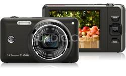E1480W 14MP Power Series Digital Camera (Black)