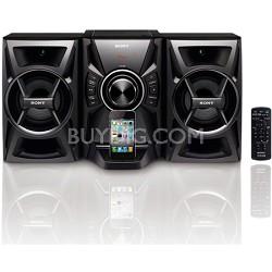 MHCEC609IP - Mini Hi-Fi Music System