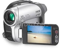 Handycam DCR-DVD92 DVD Digital Camcorder