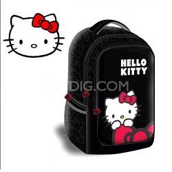 """Back Pack Style 15.4"""" Laptop Bag - Black KT4337B"""