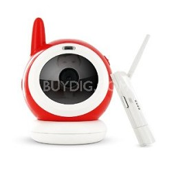 LV-TW500 Digital Wireless Baby Camera with Online Monitoring And Email Alerts