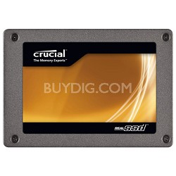 "64GB Crucial C300 2.5"" Solid-State Drive"