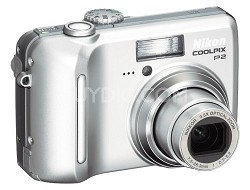 Coolpix P2 Digital Camera