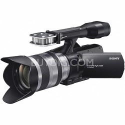 NEX-VG20H Full HD Interchangeable Lens Handycam Camcorder w/ 18-200mm Zoom Lens