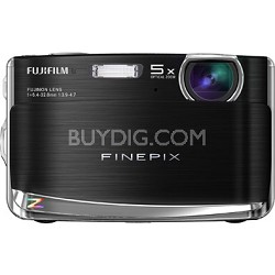 FINEPIX Z70 12 MP Digital Camera (Black)