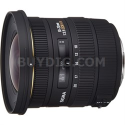 10-20mm F3.5 EX DC HSM A-Mount Lens for Sony 202205