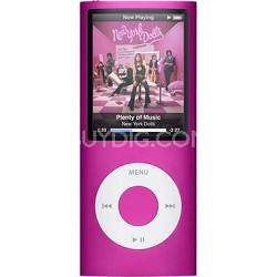 iPod Nano 4th Generation 16GB MP3 Player - Pink